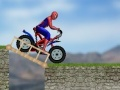 Игра Spiderman Dead Bike