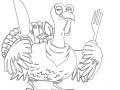 Игра Turkey Onlinе Colоring Gаme