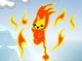 Cluiche Adventure Time: Flambos inferno