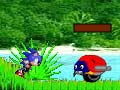 Game Sonic In Angel Island