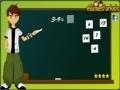 Игра Math Ben 10