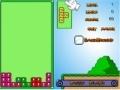 Игра Mario Tetris 3
