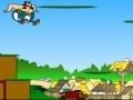 Игра Asterix y Obelix