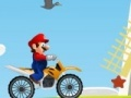 Игра Mario motor bike