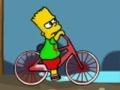 Игра Simpson Adventure Bart Simpson