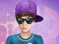 Игра Justin Bieber Makeover