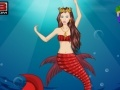 Игра Mermaid Dance Dressup