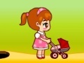 Игра Care of darling of the child 7