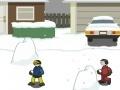 Игра Snowballs