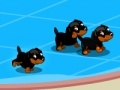 Игра Dogs Vacation Home