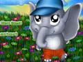 Игра Baby Elefant Dress Up
