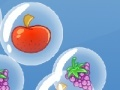 Игра Super Bubble Pop Fruit Drop