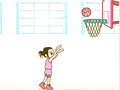 Игра Basketballer Girl