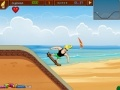 Игра Jhonny Brave Beach Skating