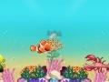 Игра Nemo Finding foods