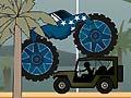 Παιχνίδι Bush Rampage