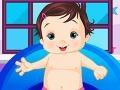 Игра Funny Baby Bath