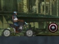 Игра Captain America Motorcycle Rush