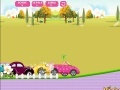 Игра Barbie Car Racing