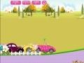 Игра Barbie Car Racing