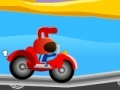 Игра Rabbit Drag Racing