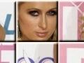Игра Paris Hilton style puzzle
