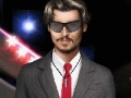 Игра Johnny Depp Dressup