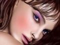 Игра Natalie portman face mask