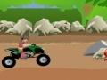 Игра Bakugan ATV Offroad