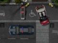 Игра Police Car parking