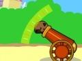 Игра Dog cannon