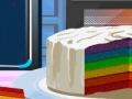 Игра Love rainbow cake