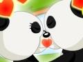 Игра Panda Kissing
