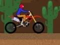 Игра Desert Bike Challenge