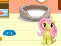 Игра My cute pony day care