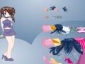 Игра Princess Anime Dress Up