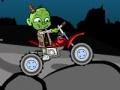 Игра Zombie Baby Biker