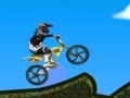 Игра Mountain Bike Crosser