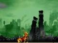 Igra Ben 10 Alien Force the City Fall Down