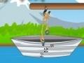 Игра Boat balancing
