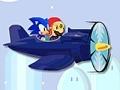 Игра Mario Sonic Jet Adventure