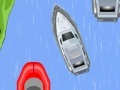 Игра Speed Boat Parking 3