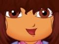 Игра Dora First School Day Haircuts