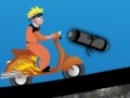 Игра Naruto scooter