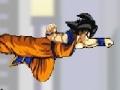 Игра Goku City Defender