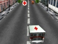 Игра Super Ambulance Drive