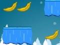 Игра Ski and banana