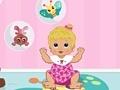 Игра Baby Bubbles