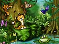 Игра Rumble In The Jungle Hidden Letters
