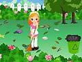 Gioco Spring Garden Clean